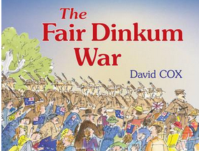 fair dinkum war